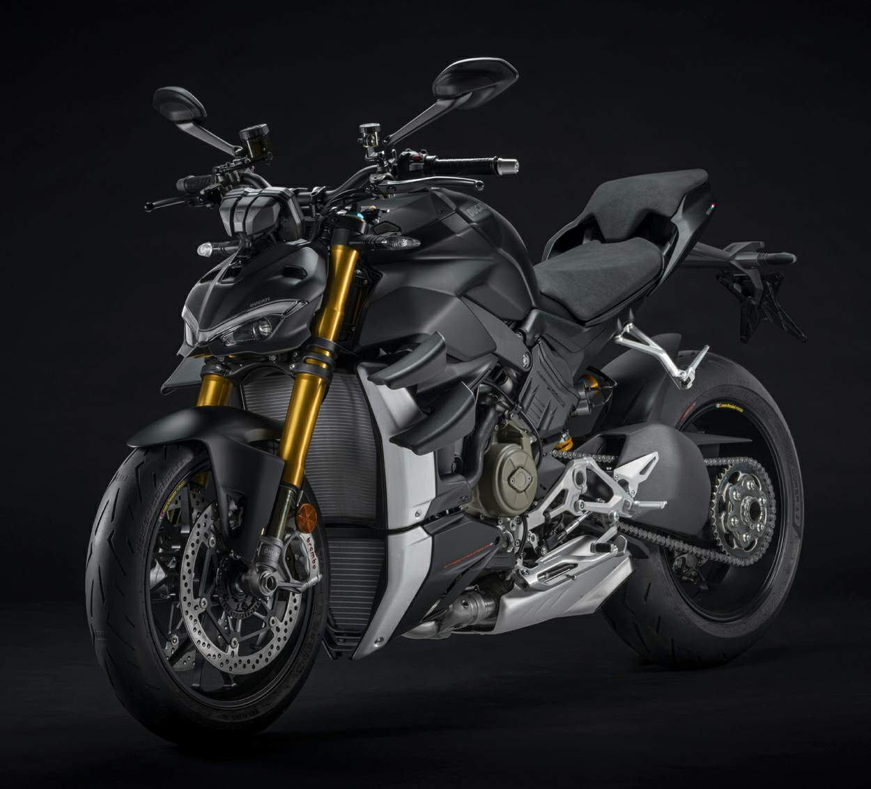 Ducati Streetfighter V4 S technical specifications